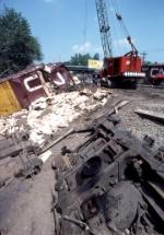 Chicopee wreck