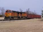 BNSF 4817