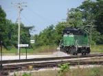 BNSF 2760