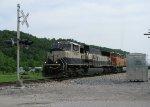 BNSF 9816