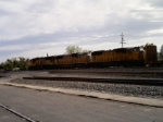 UP SD70M's