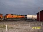 BNSF 4154