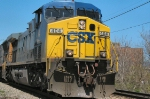 CSX 404 Up close and personal