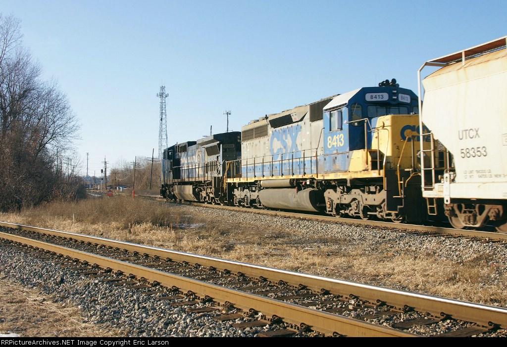 CSX 8413