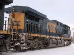 CSX 593