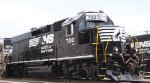 NS 700 works Glenwood Yard