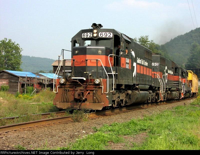 GRS SD39