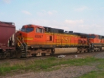 BNSF 4867