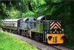 Dean Forest Railway.