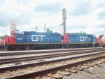 GTW Twins 4933 and 4932