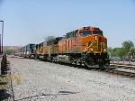 BNSF 5033, NREX 5088 & NS 9779