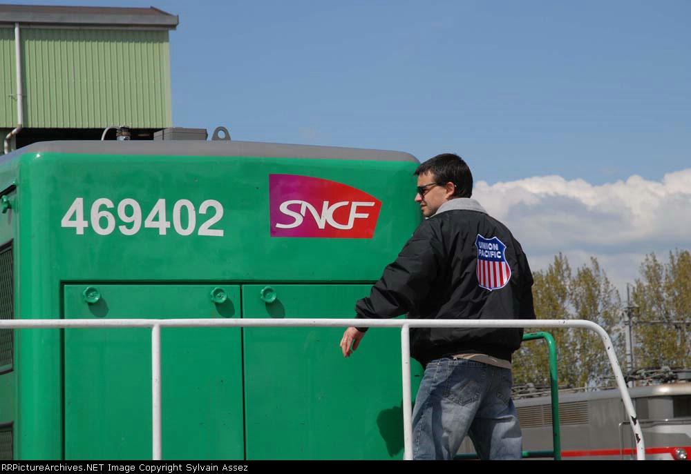 SNCF BB 69402