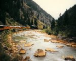 How the Animas River used to look.