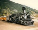 Durango & Silverton K-28 473
