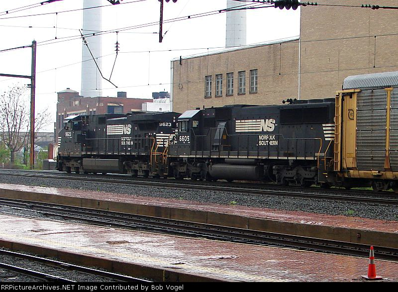 NS 9623 and 6605