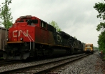 Eastbound CN Loaded Coal Train