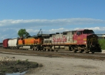Southbound BNSF Merchandise Train