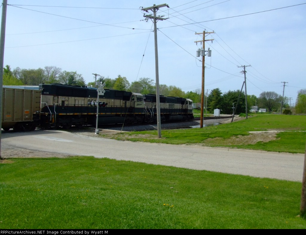 BNSF 9535
