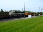 BNSF 9710 and 5968