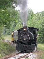 The Flagg Coal 75 Makes A Photo Run-By