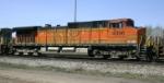 BNSF 4096