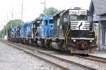NS 3366 is ex-Conrail 6421