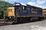 CSX 2794 in Duane Yard