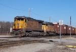 UP 9168 & UP 3156