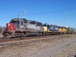 SP 9759, CSX 8075, & UP 7890