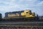 SD39's working for BNSF