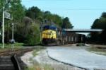 U337 Heads toward the laurel hill block