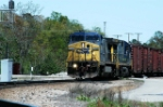 another csx train headed to the laurel hill sub