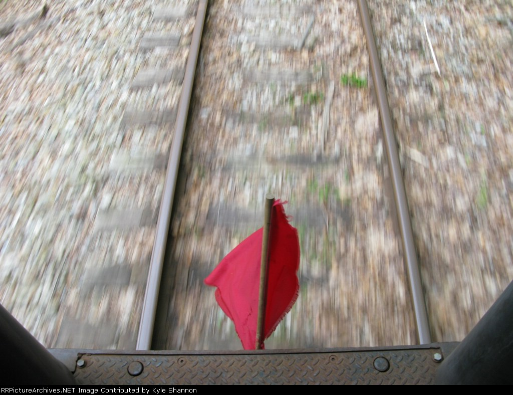 End of Train