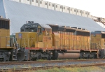 UP 3519 on the storage line