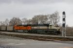 BNSF 9652