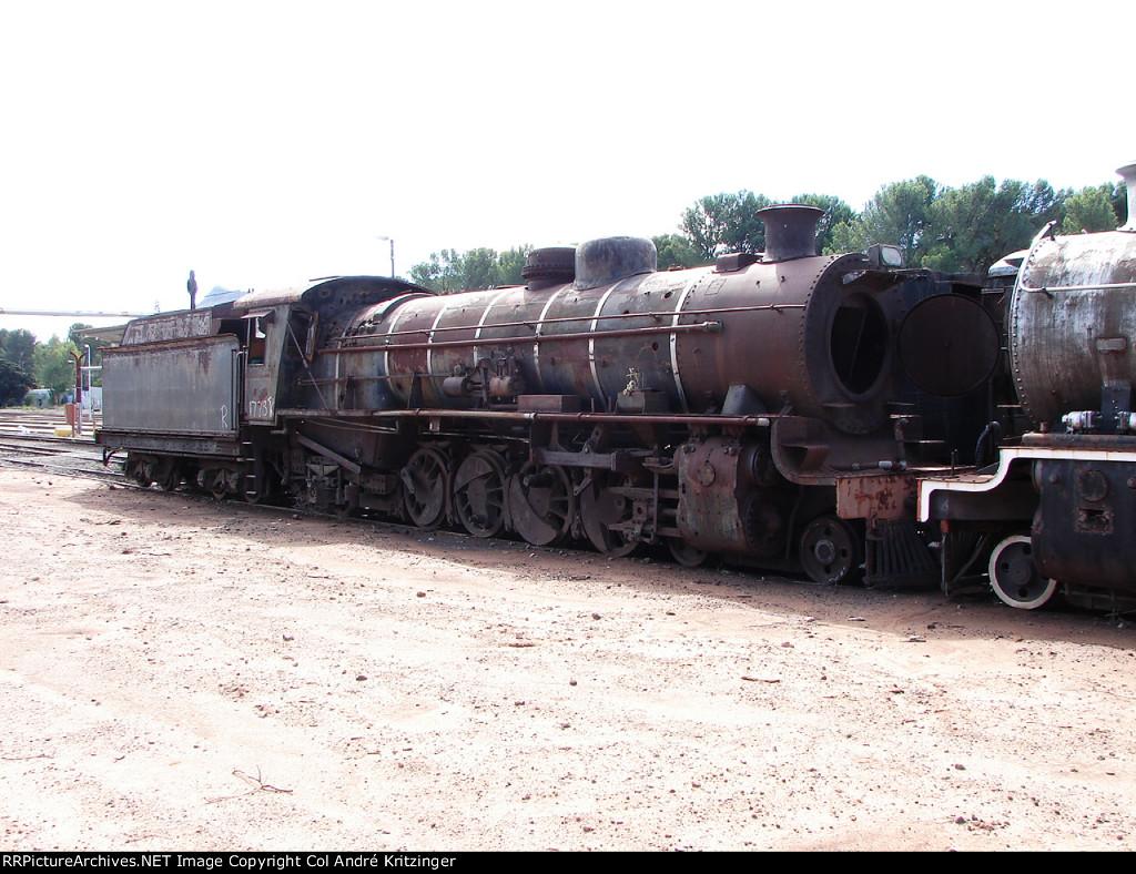 SAR Class 14CRB 1778 (4-8-2)
