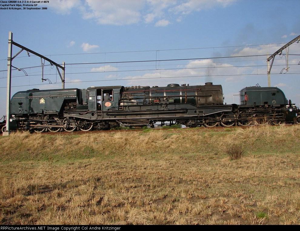 SAR Class GMAM 4079 (4-8-2+2-8-4)