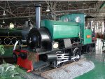 SAR Harbour locomotive Stormberg (0-4-0ST)