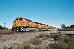 BNSF Dash 9 and friends
