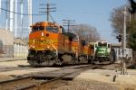 BNSF 4169 & 3132