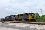 CSX 4500 Spirit of Cumberland Q370-08