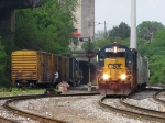 CSX locals D729 and Y650