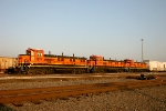 BNSF 1274, 1287, and 1282