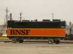 BNSF GP38 Hood
