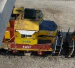 """Freshly rebuilt """"GP38-2"""" #2660"""