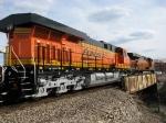 BNSF 7289 & 7517
