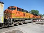 BNSF 5178 & 7210