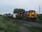 IAIS 509 & 157 slowly work west with BICB