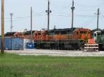 BNSF 3136, 2703 & 2012