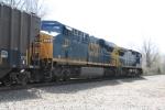 Trailing Engine on Q439